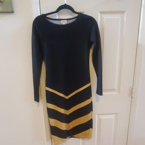 NWOT LuLaRoe Elegant Julia XS Dress